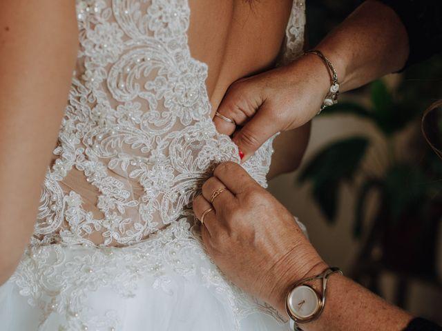 Le mariage de Benjamin et Corinna à Chauvigné, Ille et Vilaine 10