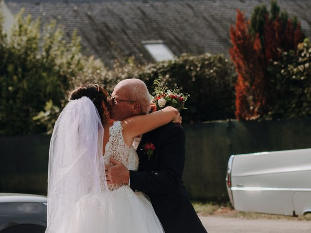 Le mariage de Benjamin et Corinna à Chauvigné, Ille et Vilaine 13