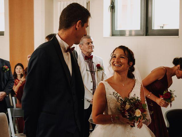 Le mariage de Benjamin et Corinna à Chauvigné, Ille et Vilaine 17