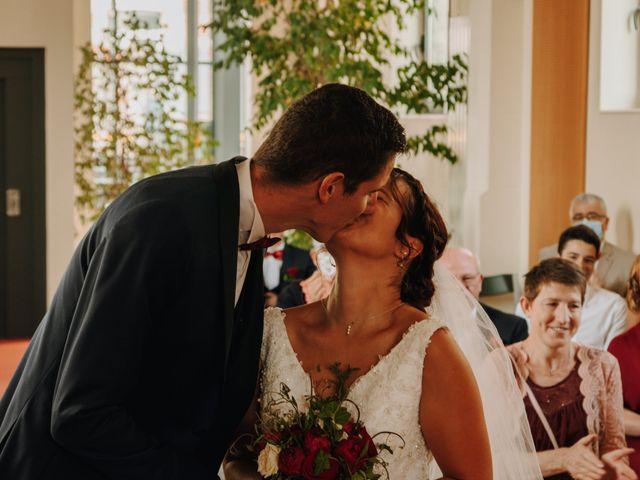 Le mariage de Benjamin et Corinna à Chauvigné, Ille et Vilaine 19