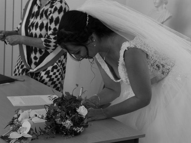 Le mariage de Benjamin et Corinna à Chauvigné, Ille et Vilaine 20