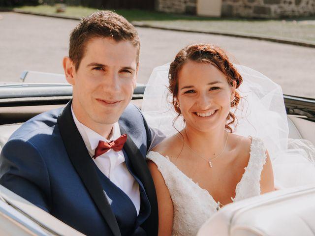 Le mariage de Benjamin et Corinna à Chauvigné, Ille et Vilaine 23