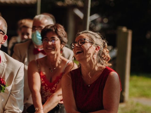 Le mariage de Benjamin et Corinna à Chauvigné, Ille et Vilaine 26