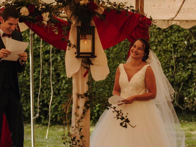 Le mariage de Benjamin et Corinna à Chauvigné, Ille et Vilaine 32