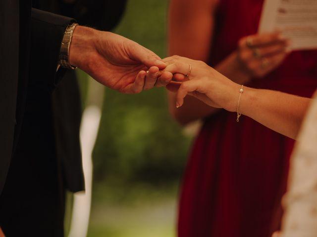 Le mariage de Benjamin et Corinna à Chauvigné, Ille et Vilaine 35