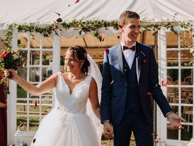 Le mariage de Benjamin et Corinna à Chauvigné, Ille et Vilaine 36
