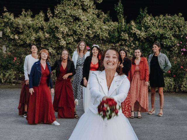 Le mariage de Benjamin et Corinna à Chauvigné, Ille et Vilaine 42