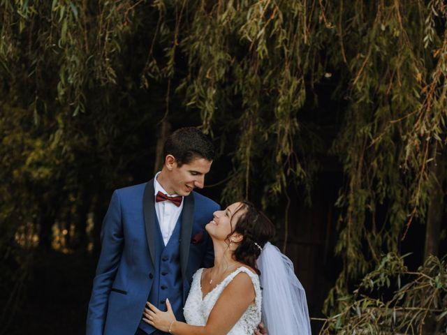Le mariage de Benjamin et Corinna à Chauvigné, Ille et Vilaine 47