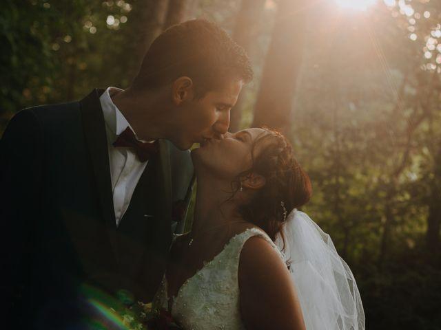 Le mariage de Benjamin et Corinna à Chauvigné, Ille et Vilaine 46