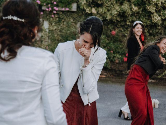 Le mariage de Benjamin et Corinna à Chauvigné, Ille et Vilaine 45