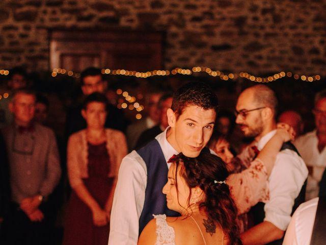 Le mariage de Benjamin et Corinna à Chauvigné, Ille et Vilaine 59