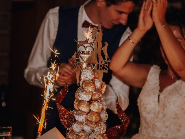 Le mariage de Benjamin et Corinna à Chauvigné, Ille et Vilaine 60