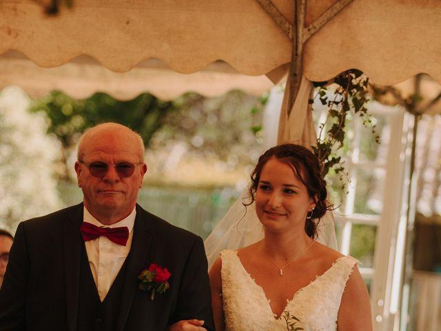Le mariage de Benjamin et Corinna à Chauvigné, Ille et Vilaine 52