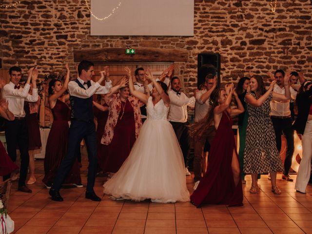 Le mariage de Benjamin et Corinna à Chauvigné, Ille et Vilaine 62
