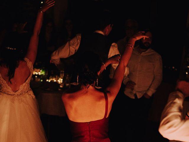 Le mariage de Benjamin et Corinna à Chauvigné, Ille et Vilaine 64