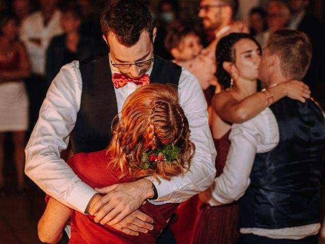 Le mariage de Benjamin et Corinna à Chauvigné, Ille et Vilaine 65