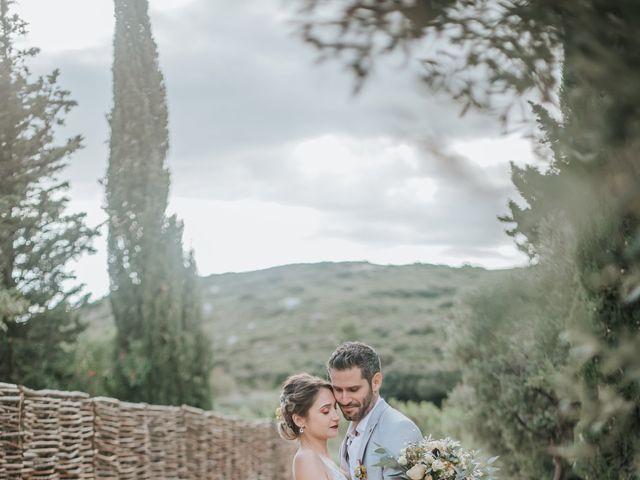 Le mariage de Michaël et Laetitia à Eyguières, Bouches-du-Rhône 1