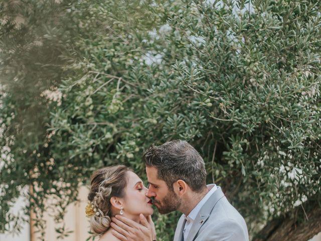 Le mariage de Michaël et Laetitia à Eyguières, Bouches-du-Rhône 35