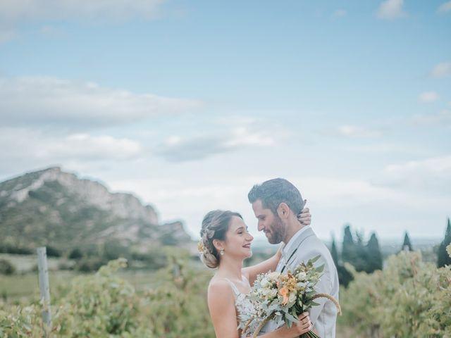 Le mariage de Michaël et Laetitia à Eyguières, Bouches-du-Rhône 36