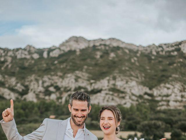 Le mariage de Michaël et Laetitia à Eyguières, Bouches-du-Rhône 42