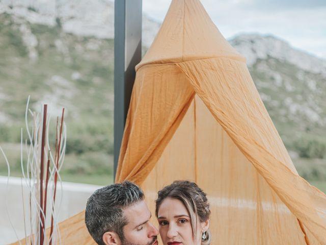 Le mariage de Michaël et Laetitia à Eyguières, Bouches-du-Rhône 43