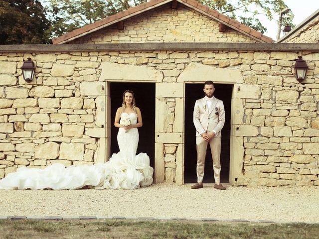 Le mariage de Alexandre et Amandine à Anse, Rhône 6
