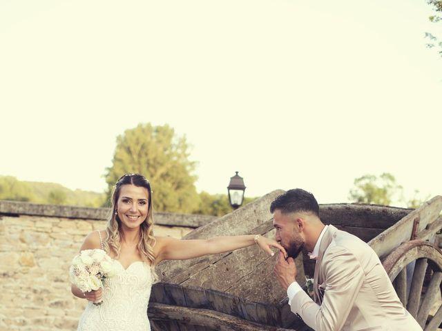 Le mariage de Alexandre et Amandine à Anse, Rhône 7