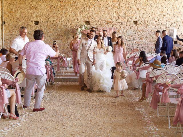 Le mariage de Alexandre et Amandine à Anse, Rhône 10