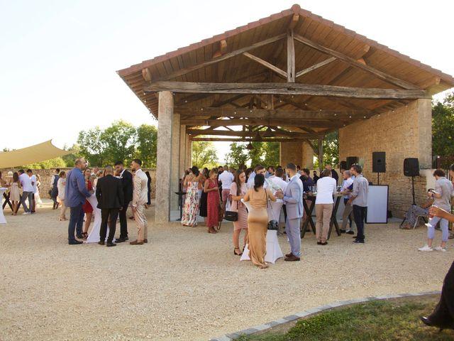 Le mariage de Alexandre et Amandine à Anse, Rhône 11