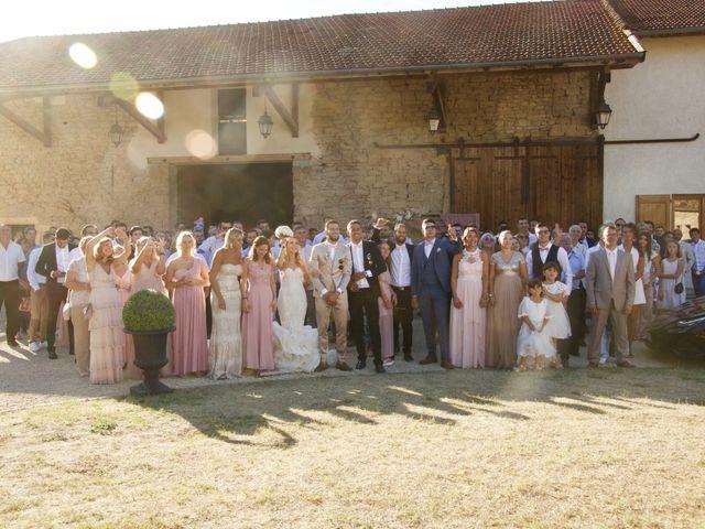 Le mariage de Alexandre et Amandine à Anse, Rhône 16