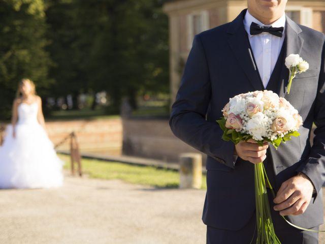 Le mariage de Adrien et Sandra à Serley, Saône et Loire 14