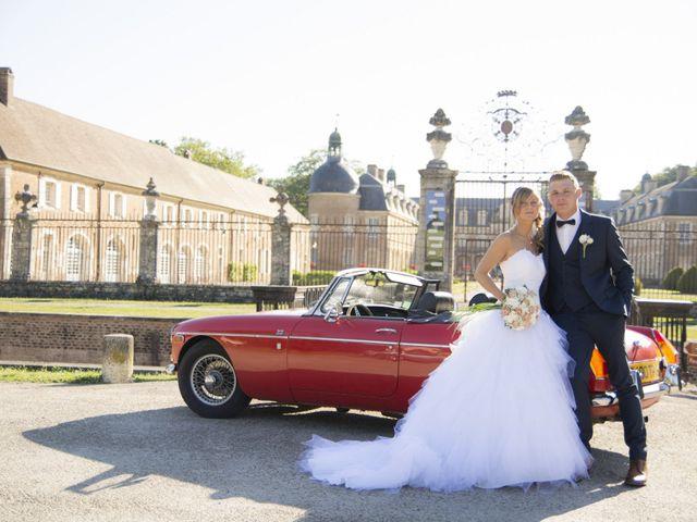 Le mariage de Adrien et Sandra à Serley, Saône et Loire 1