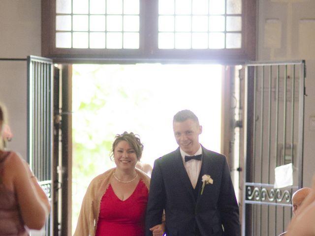 Le mariage de Adrien et Sandra à Serley, Saône et Loire 16