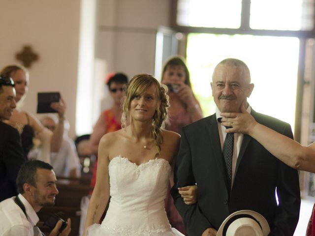 Le mariage de Adrien et Sandra à Serley, Saône et Loire 17