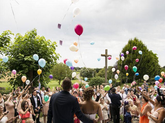 Le mariage de Adrien et Sandra à Serley, Saône et Loire 21