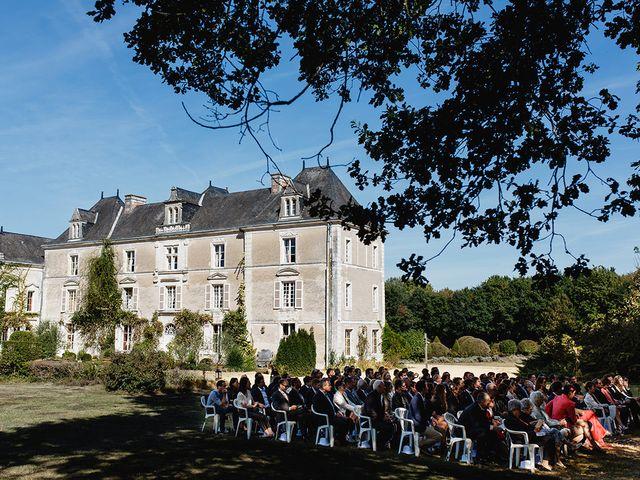Le mariage de Arnaud et Audrey à Durtal, Maine et Loire 11