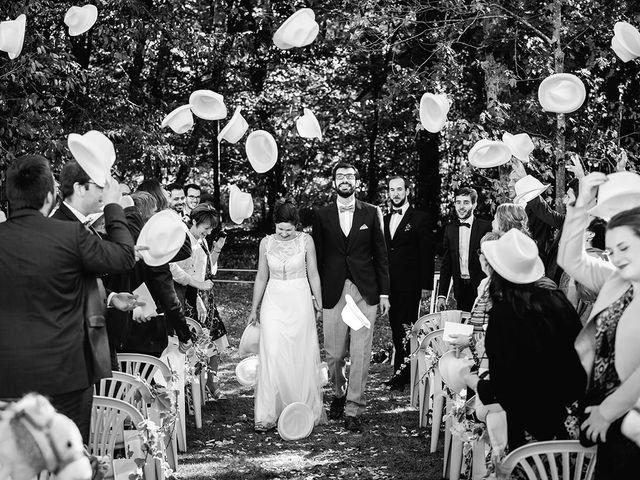 Le mariage de Arnaud et Audrey à Durtal, Maine et Loire 1