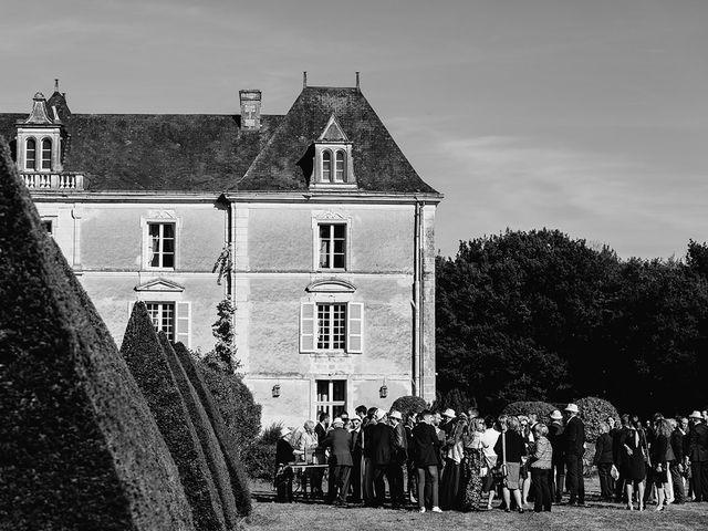 Le mariage de Arnaud et Audrey à Durtal, Maine et Loire 17