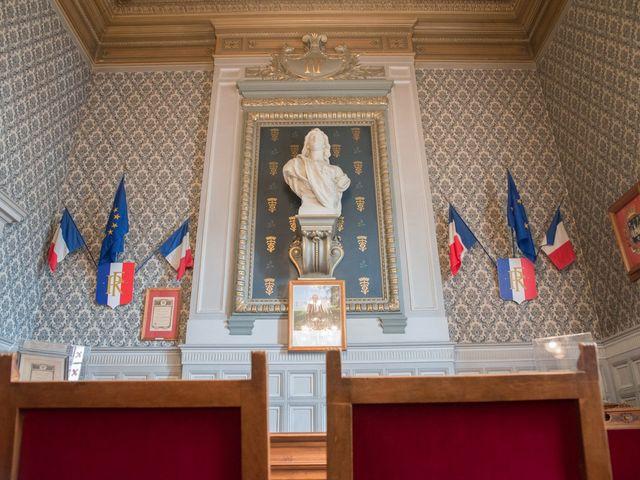 Le mariage de Romain et Stéphanie à Grand-Rozoy, Aisne 44