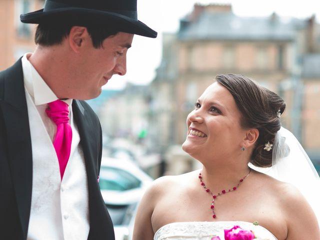 Le mariage de Romain et Stéphanie à Grand-Rozoy, Aisne 49