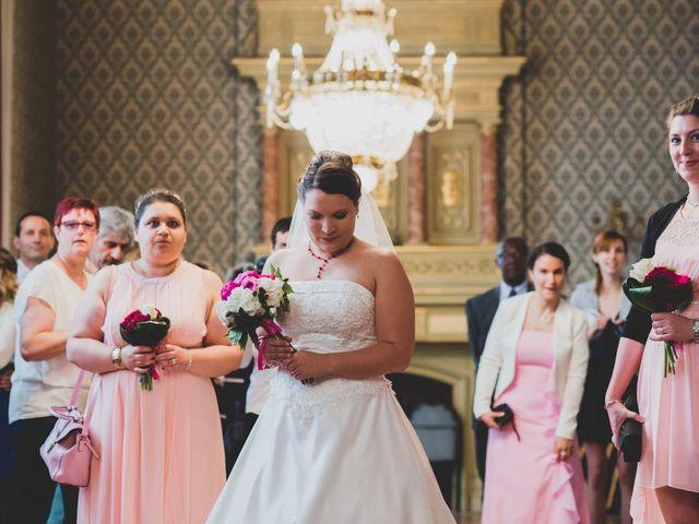 Le mariage de Romain et Stéphanie à Grand-Rozoy, Aisne 50