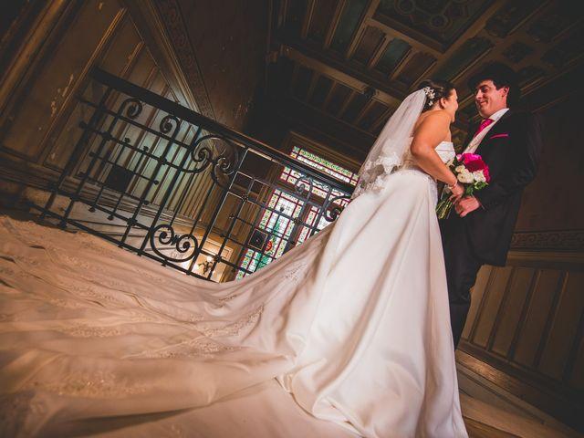 Le mariage de Stéphanie et Romain