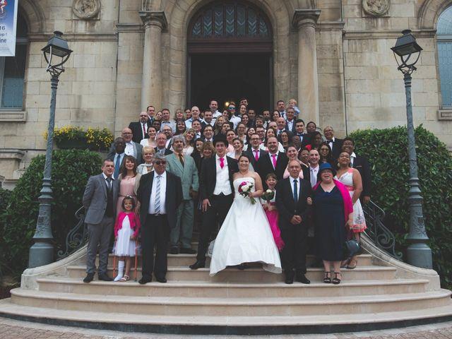 Le mariage de Romain et Stéphanie à Grand-Rozoy, Aisne 59