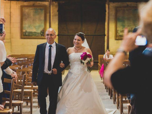 Le mariage de Romain et Stéphanie à Grand-Rozoy, Aisne 62
