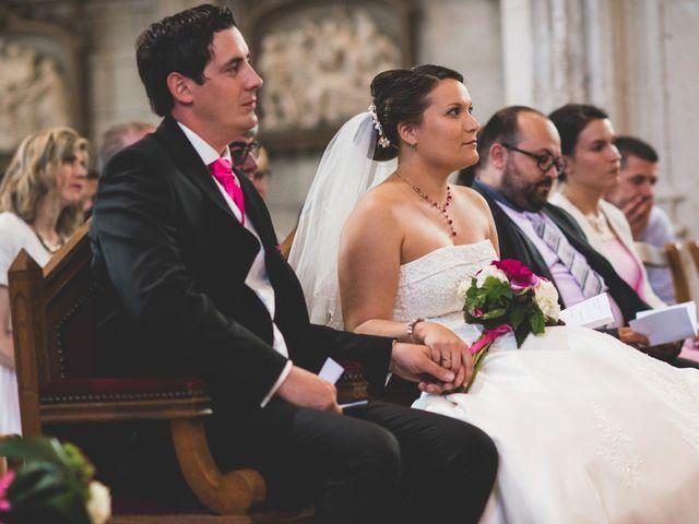 Le mariage de Romain et Stéphanie à Grand-Rozoy, Aisne 64