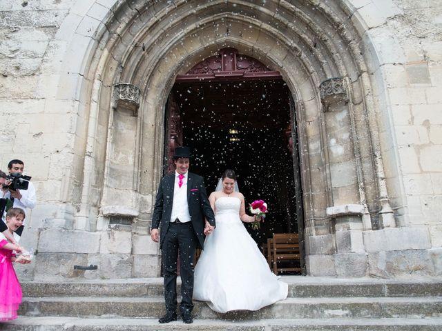 Le mariage de Romain et Stéphanie à Grand-Rozoy, Aisne 69