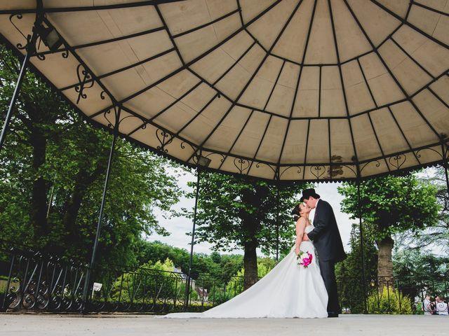 Le mariage de Romain et Stéphanie à Grand-Rozoy, Aisne 74