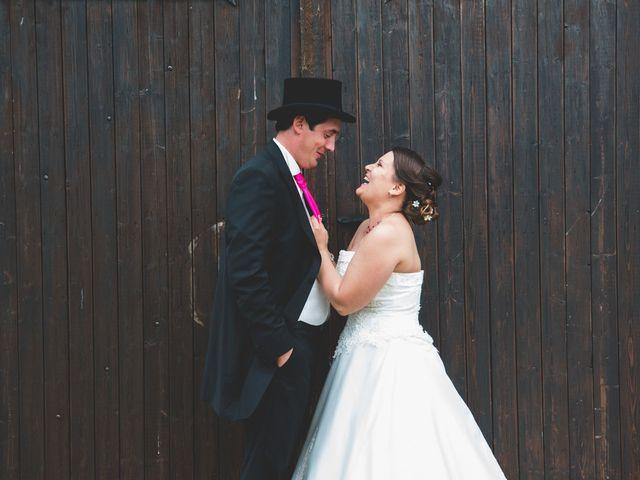 Le mariage de Romain et Stéphanie à Grand-Rozoy, Aisne 85