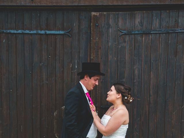 Le mariage de Romain et Stéphanie à Grand-Rozoy, Aisne 86