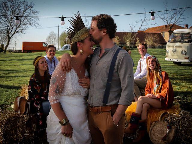 Le mariage de Cezar et Coralie à Lille, Nord 17